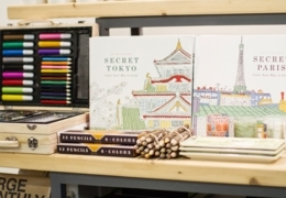 Local spots to pick up adult colouring books in Toronto
