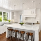Cantilever Construction - Kitchen Cabinets