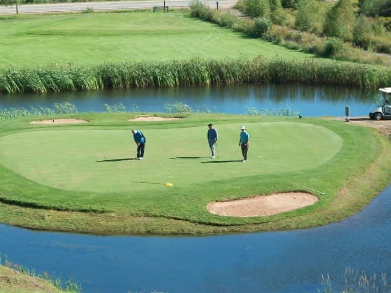 Island Green Golf Club Kentville Ns