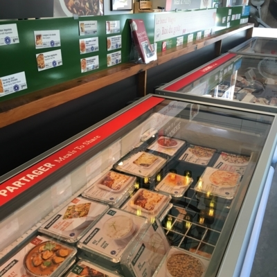 Cool Et Simple Surgeles - Frozen Food Stores