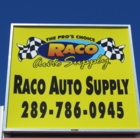 Raco Auto Supply - New Auto Parts & Supplies - 289-786-0945