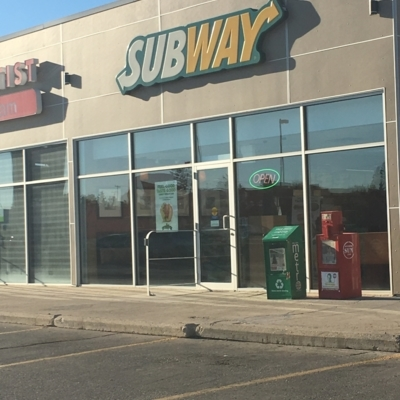 Subway - Sandwiches & Subs - 204-988-4500