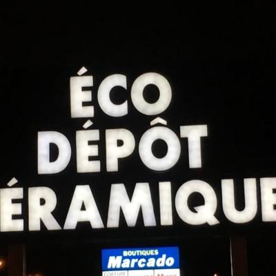 Eco Dépôt Céramique - Distributeurs et fabricants de carreaux de céramique