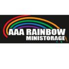 A-A-A Rainbow Ministorage - Logo