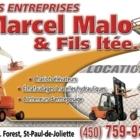 Voir le profil de Les Entreprises Marcel Malo et Fils Ltée - Mascouche