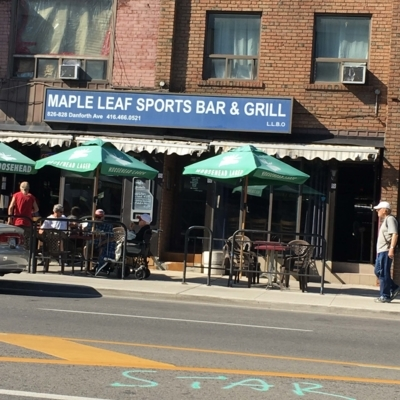 Maple Leaf Bar - Pubs