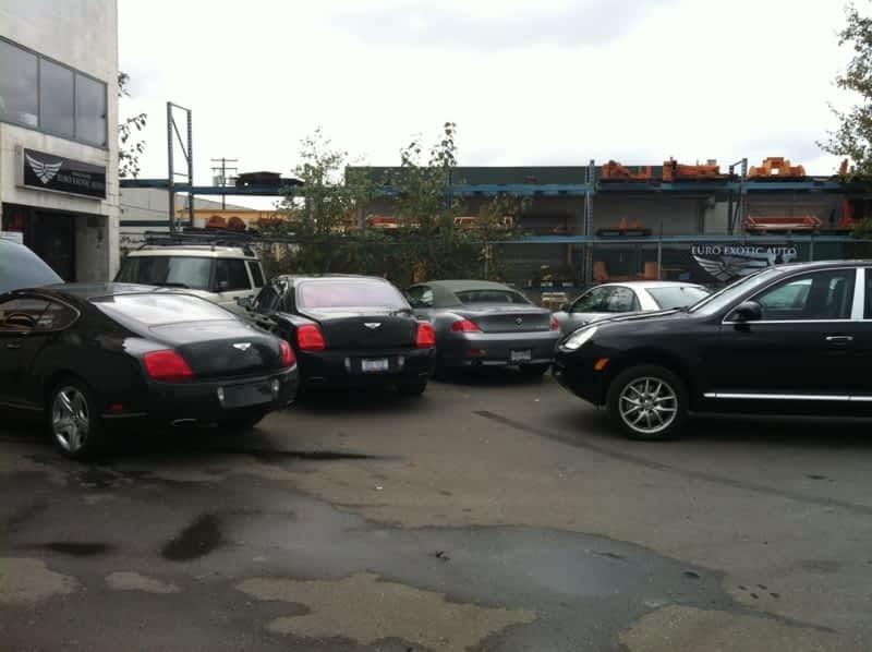photo Vancouver Euro Exotic Auto Inc