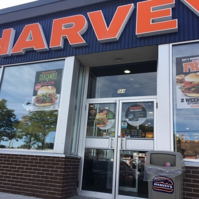 Harvey's - Fast Food Restaurants - 613-230-6727