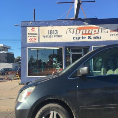 Olympia Cycle & Ski - Magasins d'articles de sport