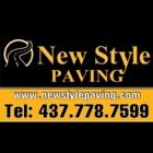 New Style Paving - Logo