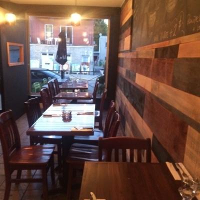 Entre Ciel Et Terre - Restaurants - 514-768-0740