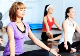 Find your centre at a west end yoga studio in Edmonton