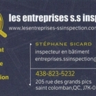 Les Entreprises S S Inspection - Building Contractors