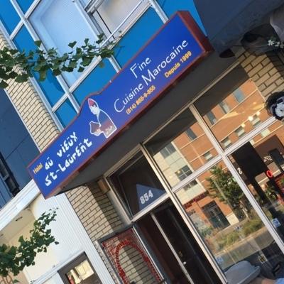 Vieux Saint-Laurent Hallal - Restaurants