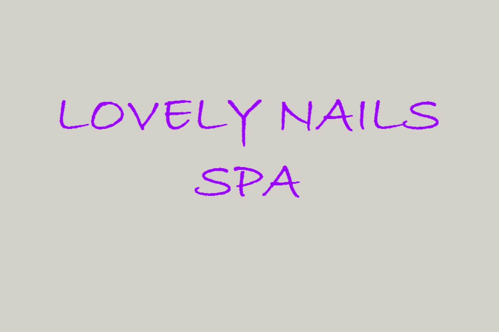 Lovely Nails Spa - Opening Hours - 4100 Strandherd Dr, Nepean, ON
