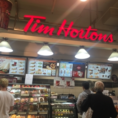 Tim Hortons - Coffee Shops
