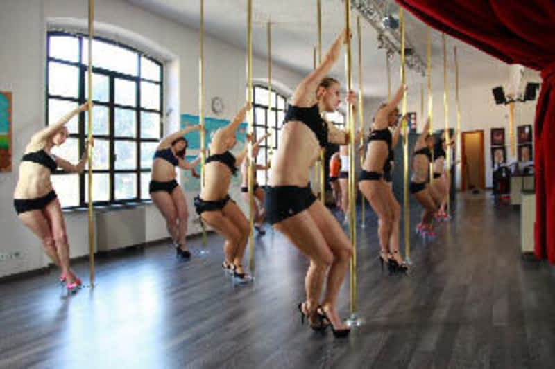 photo Milan Pole Dance Studio