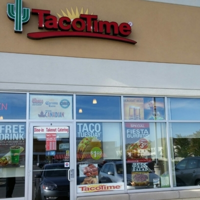 TacoTime - Mexican Restaurants - 905-239-9016
