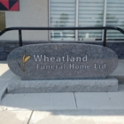 Wheatland Funeral Home Ltd - Monuments & Tombstones - 403-934-4404