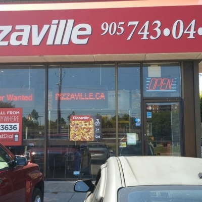 Pizzaville - Pizza et pizzérias - 905-743-0021