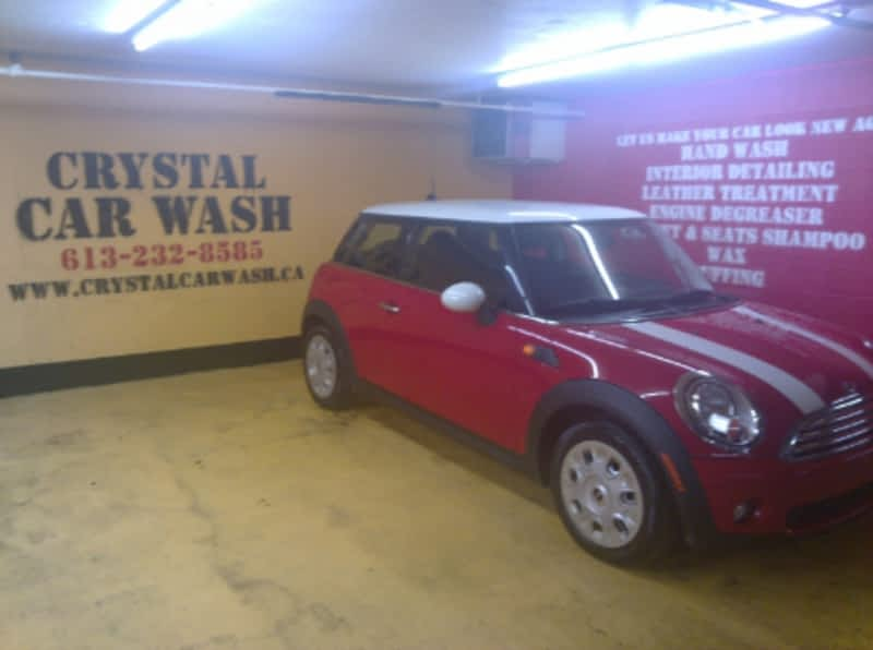 Car Wash With Carpet Shampoo Calgary
