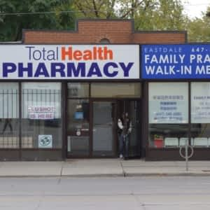 Eastdale Medical Clinic - Opening Hours - 997 Gerrard St E, Toronto, ON