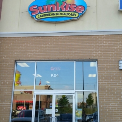 Sunrise Caribbean Restaurant - Restaurants antillais - 905-620-0722