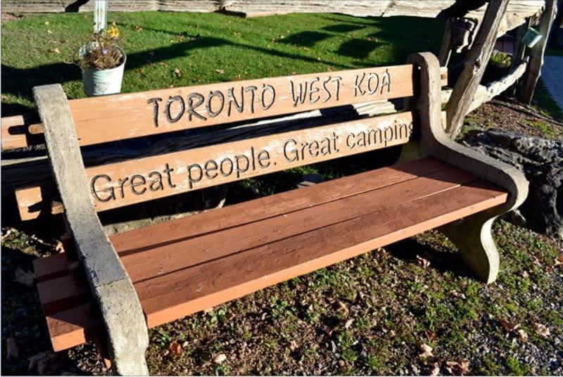 photo Toronto West KOA Holiday