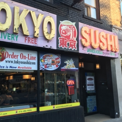 Tokyo Sushi - Restaurants - 416-783-6342