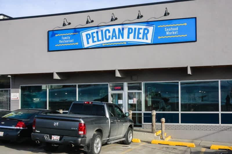 photo Pelican Pier