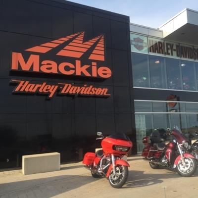 View Mackie Harley-Davidson's Pickering profile