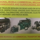 F&A Commercials Truck and Trailer Mobile Mechanic - Truck Repair & Service