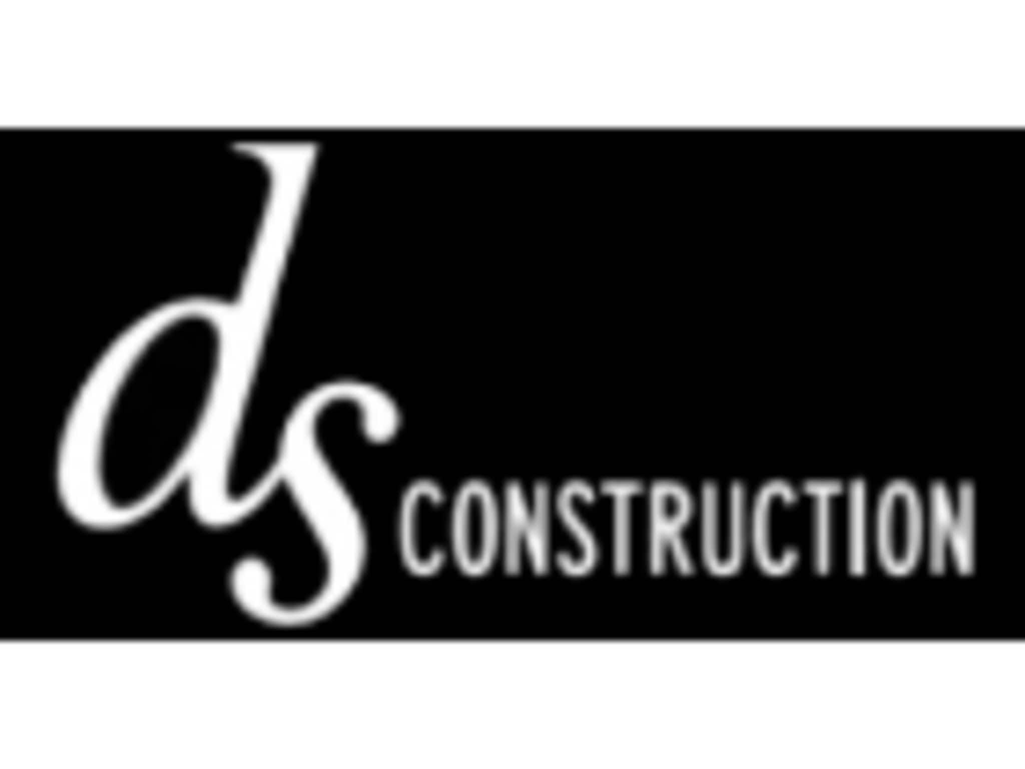 photo DS Construction