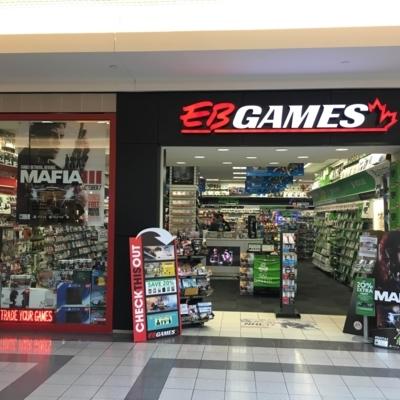 EB Games - Games & Supplies