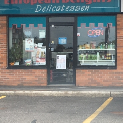 European Delights Delicatessan - Delicatessens - 519-473-2292