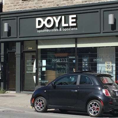 Voir le profil de Doyle Optométristes & Opticiens - Côte-Saint-Luc
