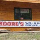 Moore's Well & Pump Service Ltd - Pumps