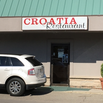 Croatia Restaurant - Eastern European Restaurants - 905-624-4111