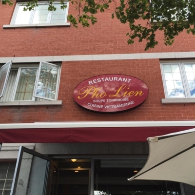 View Restaurant Pho Lien's Pincourt profile