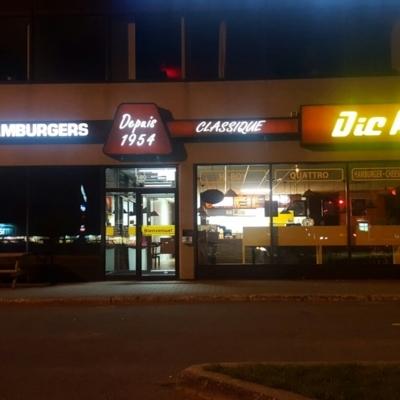 Restaurant Dic Ann's - Burger Restaurants