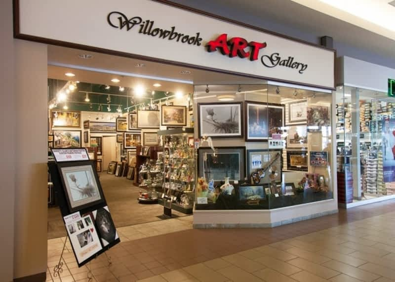 Willowbrook Art Gallery Langley Bc 302 19705 Fraser