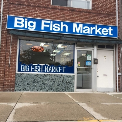 Big Fish Market - Gourmet Food Shops - 416-259-1585