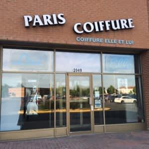 Paris Coiffure Elle & Lui - Opening Hours - 2049, boul Roland ...