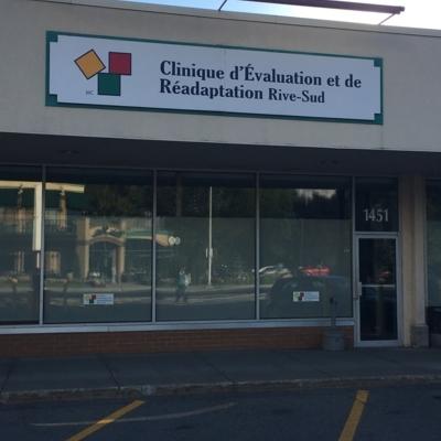 Clinique de Réadaptation Universelle - Cliniques médicales - 450-465-1644