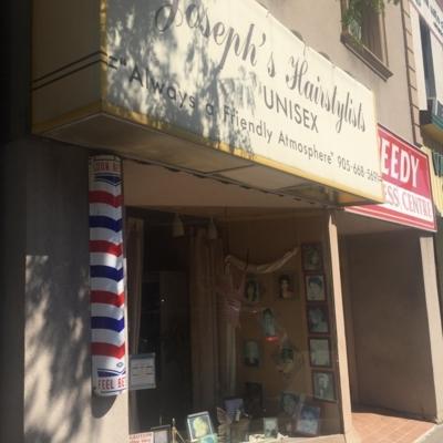 Joseph's Hairstylist - Hair Salons - 905-668-5691