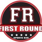 First Round Sports Bar - Restaurants