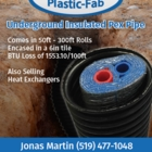 Plastic Welding Repairs & Fabrication - Plastic Repair - 519-477-1048