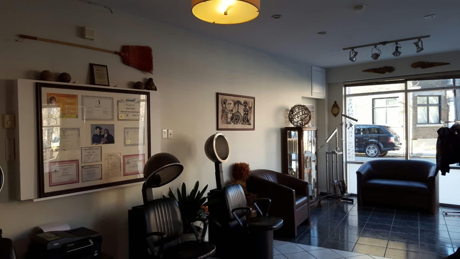 Salon de coiffure andr scoon horaire d 39 ouverture 1250 rue charlevoix montr al qc - Ouverture salon de coiffure ...