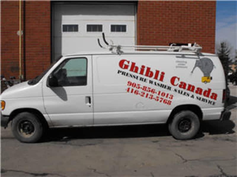 photo Ghibli Canada 2000