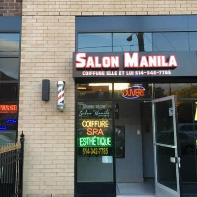 Salon Manila - Hairdressers & Beauty Salons